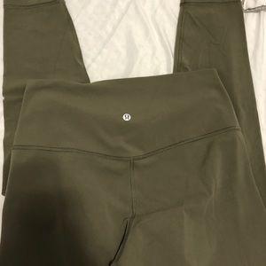 """Lululemon Align Pant 25"""" - Size 8"""